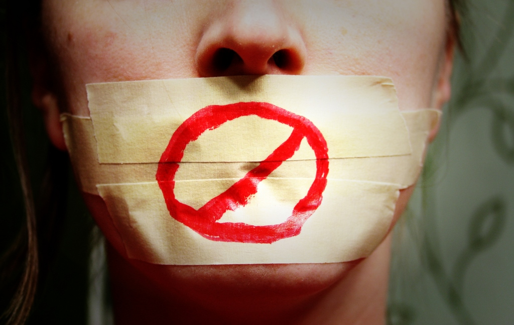 Is the law silencing comedians unjustly?  Photograph: Jennifer Moo.