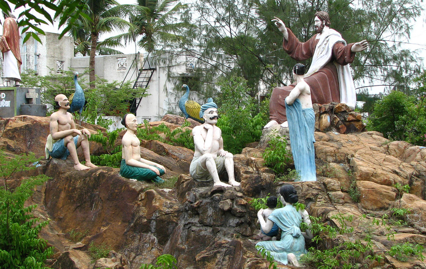 Divine revelation: the sermon on the mount