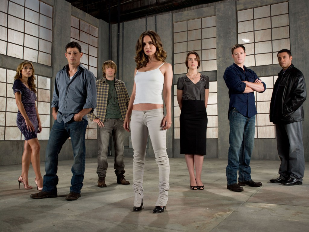 Dollhouse was perhaps Whedon's darkest television show, set in a science fiction universe full of bad people abusing one another. But it also explores hope.
