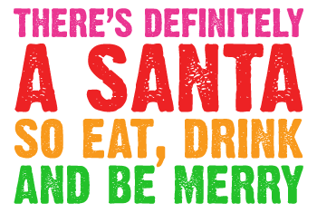 definitely a santa