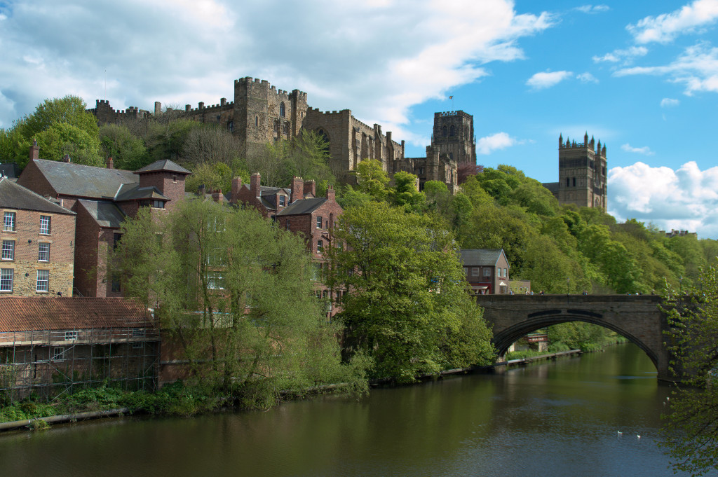 The beautiful city of Durham, where the latest scandal of religion in education arose. Photo: Flickr/mrgarethm